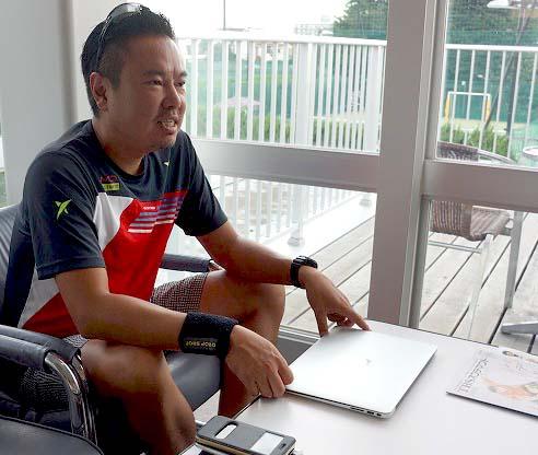 株式会社Padel Asia 代表取締役 日本パデル協会副会長 玉井勝善様インタビュー