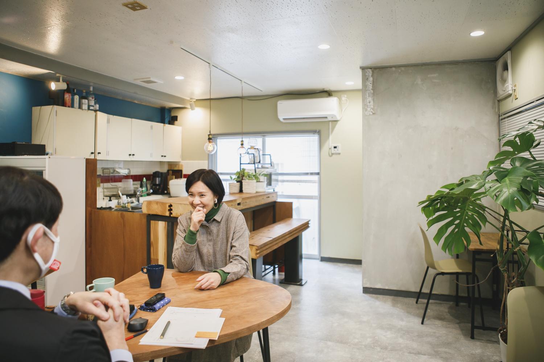 建築家 堀内幸子さん