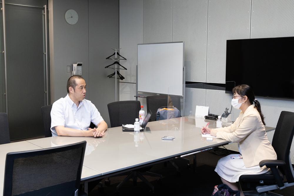 髙橋豊氏インタビュー